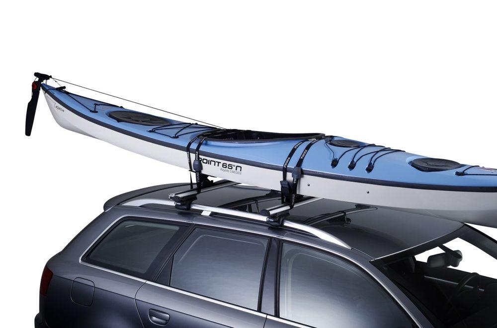 Багажные системы Thule: готовое решение для широкого спектра задач