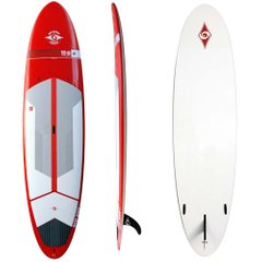 "BIC SUP 10'6"" ACE-TEC Performer Red - универсальная Allround-доска для SUP гребли стоя"